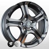 Автомобильный колесный диск R14 4*108 ZW-745 EP (Citroen, Peugeot) - W5.5 Et25 D65.1