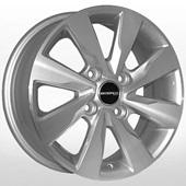 Автомобильный колесный диск R15 4*114,3 ZY-5116 SP (Chevrolet) - W6 Et44 D56.6