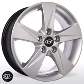 Автомобильный колесный диск R16 5*114,3 ZY-679 HS (Hyundai, Kia) - W6.5 Et51 D67.1
