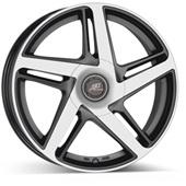 Автомобильный колесный диск R18 5*114,3 AirBlade MtBP - W8 Et45 D71.6