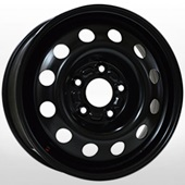 Автомобильный колесный диск R16 5*114,3 Trebl-9980T B - W6.5 Et52 D67.1
