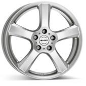 Автомобильный колесный диск R17 5*108 B Silver - W7 Et39 D70.1