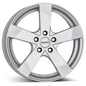 Автомобильный колесный диск R15 5*100 TD Silver - W6 Et38 D57.1