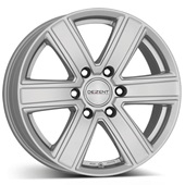 Автомобильный колесный диск R16 6*139,7 TJ Silver - W7 Et38 D67.1