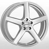 Автомобильный колесный диск R15 4*100 TY Silver - W5.5 Et45 D60.1