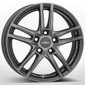 Автомобильный колесный диск R15 4*100 TZ Graphite - W6 Et38 D60.1