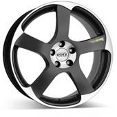 Автомобильный колесный диск R17 5*100 Freeride peak MtGP - W7.5 Et35 D60.1