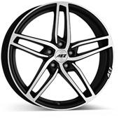 Автомобильный колесный диск R18 5*112 Genua dark MtBP - W8 Et38 D57.1