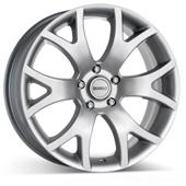 Автомобильный колесный диск R17 5*130 O Silver - W7.5 Et43 D84.1