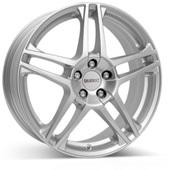 Автомобильный колесный диск R16 5*100 RB Silver - W7 Et35 D60.1