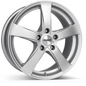 Автомобильный колесный диск R17 4*108 RE Silver - W7 Et40 D70.1