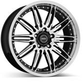Автомобильный колесный диск R19 5*112 Territory BP - W9 Et42 D66.6