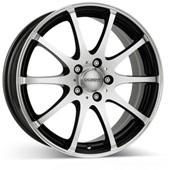 Автомобильный колесный диск R17 5*112 V dark BP - W7 Et40 D70.1