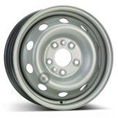 Автомобильный колесный диск R15 5*118 Alcar-4012 Silver - W6 Et68 D71.1