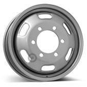 Автомобильный колесный диск R16 6*170 Alcar-6023 Silver - W5.5 Et113 D130.1