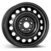 Автомобильный колесный диск R16 5*114,3 Alcar-6525 Black - W6.5 Et50 D60.1