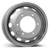 Автомобильный колесный диск R16 6*205 Alcar-6685 Silver - W5.5 Et121 D161.1