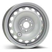 Автомобильный колесный диск R15 4*98 Alcar-6815 Silver - W5.5 Et32 D58.1