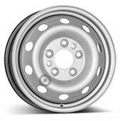 Автомобильный колесный диск R16 5*130 Alcar-7011 Silver - W6 Et68 D78.1