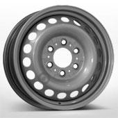 Автомобильный колесный диск R16 6*130 Alcar-7488 Silver - W6.5 Et62 D84.1