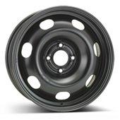 Автомобильный колесный диск R16 4*108 Alcar-7860 Black - W6.5 Et26 D65.1