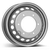 Автомобильный колесный диск R16 6*205 Alcar-7870 Silver - W5.5 Et117 D161.1