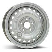 Автомобильный колесный диск R16 5*114,3 Alcar-8005 Silver - W6.5 Et55 D64.1