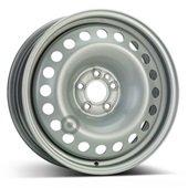 Автомобильный колесный диск R16 5*98 Alcar-8049 Silver - W6 Et36 D58.1