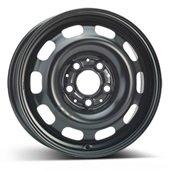 Автомобильный колесный диск R15 5*112 Alcar-8220 Black - W5.5 Et54 D66.6
