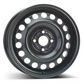 Автомобильный колесный диск R15 4*100 Alcar-8390 Black - W6 Et49 D56.6