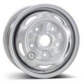 Автомобильный колесный диск R15 5*160 Alcar-8505 Silver - W5.5 Et60 D65.1