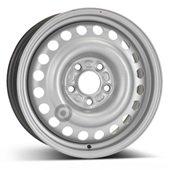 Автомобильный колесный диск R15 5*108 Alcar-8525 Silver - W6 Et52 D63.4