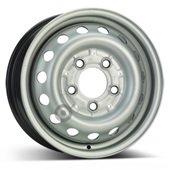 Автомобильный колесный диск R15 5*130 Alcar-8555 Silver - W6 Et75 D84.1