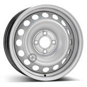 Автомобильный колесный диск R13 4*100 Alcar-3995 Silver - W5 Et49 D56.6