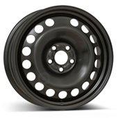 Автомобильный колесный диск R17 5*108 Alcar-9001 Black - W7.5 Et55 D63.4