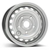 Автомобильный колесный диск R16 5*160 Alcar-9118 (Transit 2013-) Silver - W6.5 Et60 D65.1