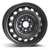 Автомобильный колесный диск R15 5*114,3 Alcar-9157 Black - W6 Et39 D60.1