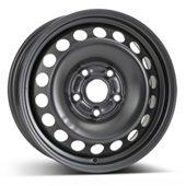 Автомобильный колесный диск R15 5*112 Alcar-9165 Black - W6 Et47 D57.1