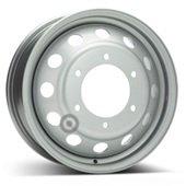 Автомобильный колесный диск R16 6*180 Alcar-9197 (Transit 2013-) Silver - W6 Et109 D138.8