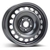 Автомобильный колесный диск R16 5*112 Alcar-9257 (Seat, Skoda) Black - W7 Et45 D57.1