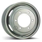 Автомобильный колесный диск R16 6*205 Alcar-9471 Silver - W6 Et132 D161.1