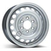 Автомобильный колесный диск R16 6*130 Alcar-9488 Silver - W6.5 Et62 D84.1