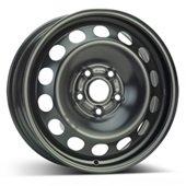 Автомобильный колесный диск R16 5*112 Alcar-9702 (VW Caddy) Black - W6 Et50 D57.1