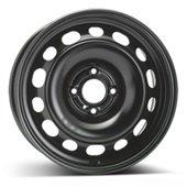 Автомобильный колесный диск R16 4*108 Alcar-9783 Black - W7 Et32 D65.1