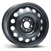 Автомобильный колесный диск R16 5*108 Alcar-9833 Black - W7 Et44 D65.1