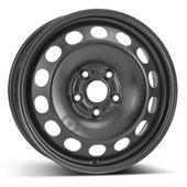 Автомобильный колесный диск R16 5*112 Alcar-9915 (Seat, Skoda, VW) Black - W6.5 Et50 D57.1