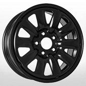 Автомобильный колесный диск R17 5*114,3 Alcar-9997 (RAV4 2019-) Black - W7 Et35 D60.1