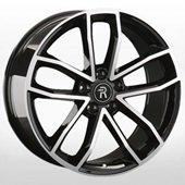 Автомобильный колесный диск R19 5*112 A154 BKF (Audi) - W8.5 Et32 D66.6