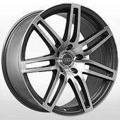 Автомобильный колесный диск R22 5*130 A448 GMF (Audi) - W10 Et50 D71.6