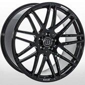 Автомобильный колесный диск R20 5*112 ALLANTE-1003 BLACK - W9.0 Et48 D66.6